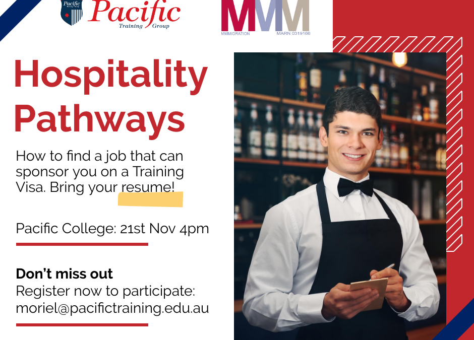 Hospitality Recruitment Seminar