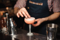 Meet our Student who created a Best-Selling Cocktail!